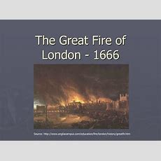 Ppt  The Great Fire Of London  1666 Powerpoint Presentation Id180180