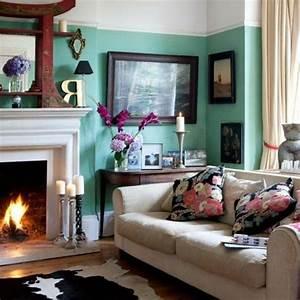 Deko Türkis Wohnzimmer : die besten 25 wandfarbe mint ideen auf pinterest couch grau wohnzimmer minzblaues ~ Bigdaddyawards.com Haus und Dekorationen