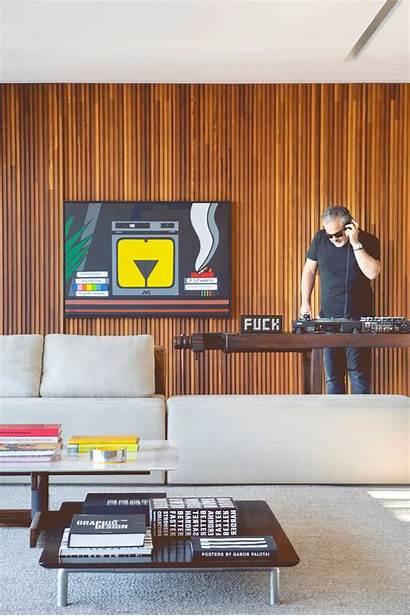 Archdaily Laranja Torres Guilherme Studio Casa Guardar