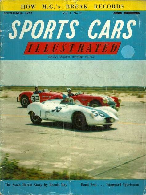 sports cars illustrated magazine magazines sports cars illustrated magazine sep 1957