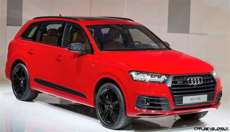 Sq7 Tdi 2016 by 2017 Audi Sq7 Tdi Turbo Diesel V8 Is Ultimate Tax