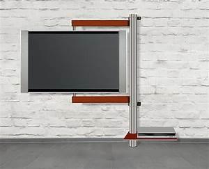 Design Wandhalterung Tv : nach allen richtungen frei drehbare flatscreen wandhalterung solution art112 wand querstreben ~ Sanjose-hotels-ca.com Haus und Dekorationen