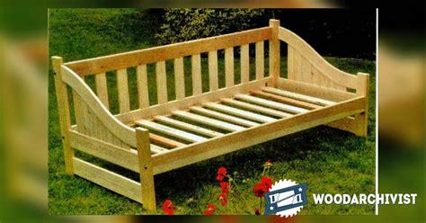 gazunda bed plan woodarchivist