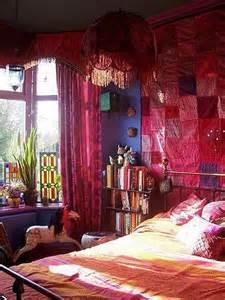 Gypsy Bohemian Bedroom Ideas