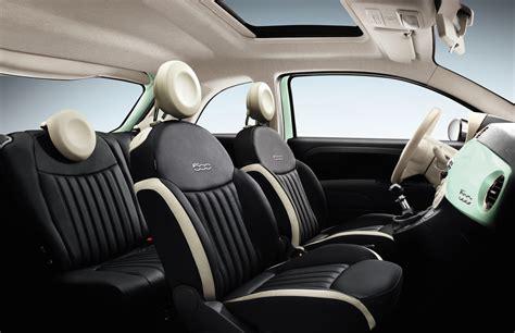 Fiat 500 Cult Sitze