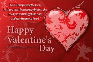Happy Valentines Day Messages Wishes and Valentines Day ...