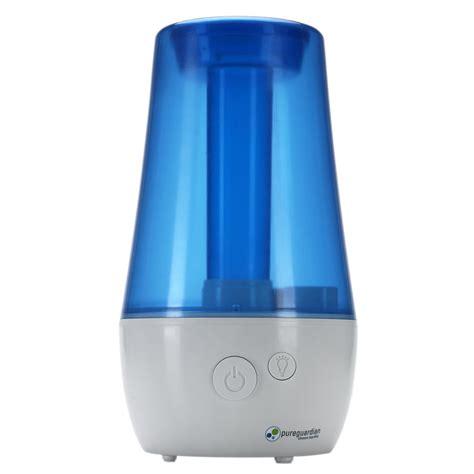 best cool mist humidifier pureguardian h965 1 gallon ultrasonic cool mist humidifier ebay