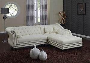 Tufted sofa with chaise sofa beds design breathtaking for Lydia tufted sectional sofa