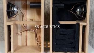 Lautsprecher Selber Bauen Anleitung : lautsprecher selber bauen mit sb acoustics satori youtube ~ Watch28wear.com Haus und Dekorationen