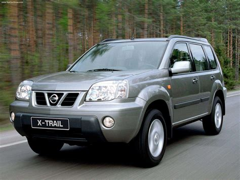 Nissan X Trail Backgrounds by Nissan Xtrail 2002 Picture 6 Of 35