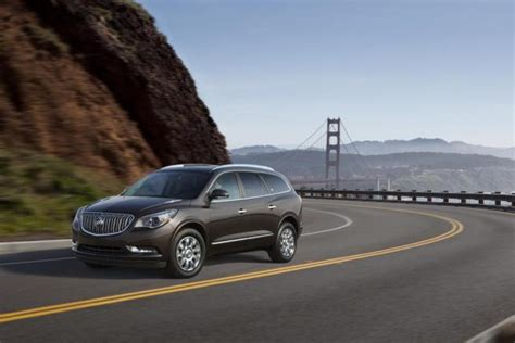 Best Deals On Buick Enclave by 2013 Buick Enclave Emerges With New Exterior And