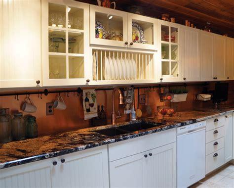 copper backsplash kitchen copper backsplash copper kitchen backsplash