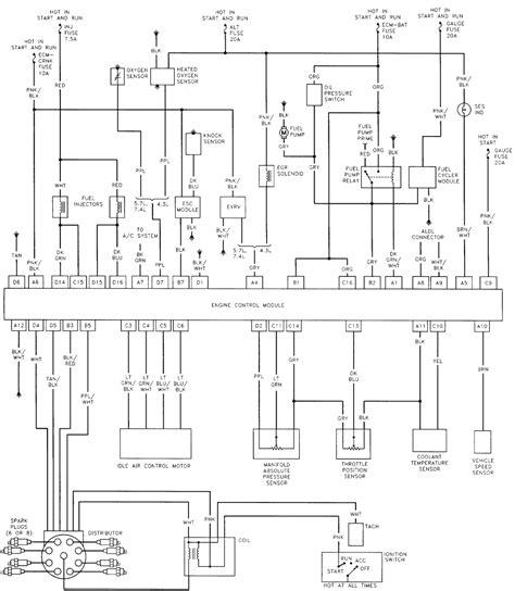 4l80e 60 Wiring Diagram by Wrg 4699 93 4l60e Wiring Diagram