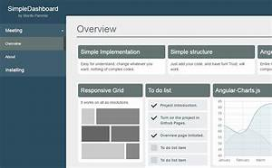 70 best free responsive html5 bootstrap admin dashboard With simple admin html template