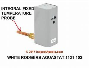 Heating Boiler Aquastat Selectionhow To Select The Right