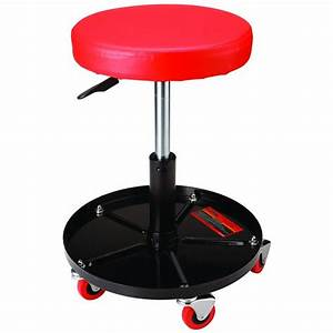 Seat Castres : mechanics pneumatic work shop stool pneumatic adjustable roller seat with wheels ebay ~ Gottalentnigeria.com Avis de Voitures
