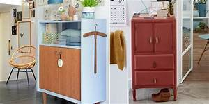 Peut On Peindre Sur De La Tapisserie : 30 id es pour customiser un meuble marie claire ~ Nature-et-papiers.com Idées de Décoration