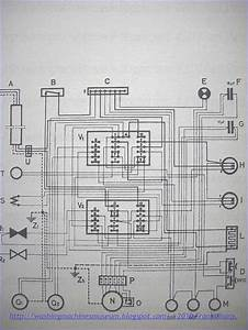 Washer Rama Museum   Zerowatt Mod  Lt851  B Schematic Diagram