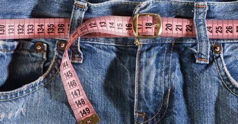healthy waist size bmi livestrongcom