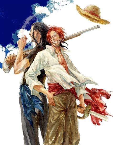 shanks fanart page  zerochan anime image board