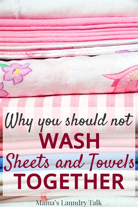 can towels and sheets be washed together should you wash sheets and towels together s laundry talk