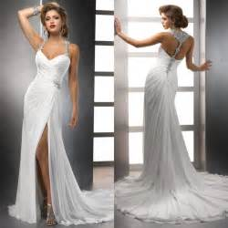 wedding dresses that aren t white formal and informal wedding dresses