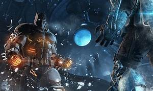 Rage Issues: #2 Batman: Arkham Origins