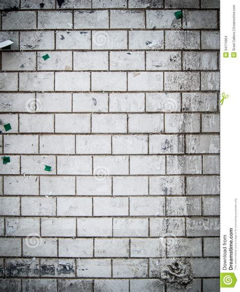 subway wall tile gunge wall background stock images image 34174964