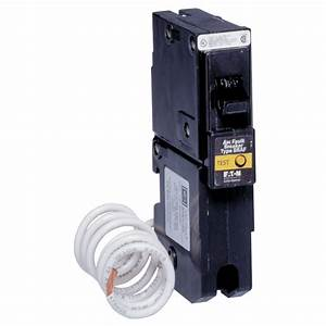 Eaton 15 Amp Single Pole Type Br Breaker Fireguard Afci