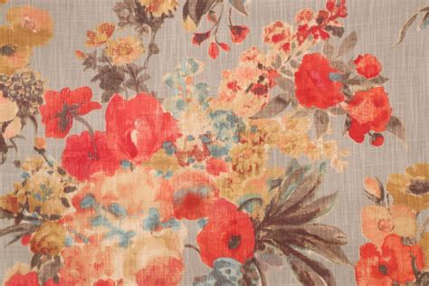 foto de 11 Yards HGTV Hom Garden Odyssey Printed Cotton Drapery