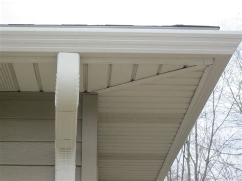 Seamless Gutters  Abc Home Specialists  Madison, Wi