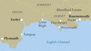 Walking The Jurassic Coast - 30 Day Walks In Devon And Dorset - Maps And Photos