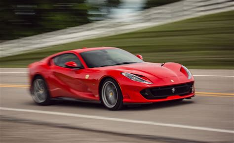 812 Superfast Picture by The 812 Superfast Lives Up To Its Billing