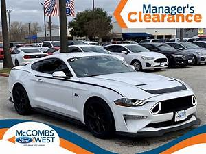 New 2019 Ford Mustang GT Premium RTR Coupe in San Antonio #990159 | Red McCombs Automotive