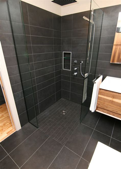 doorless shower ceramiques hugo sanchez