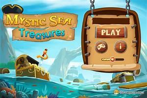Phaser - News - Mystic Sea Treasures: Deep beneath the sea ...