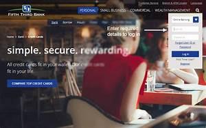 Fifth Third Credit Card Online Login