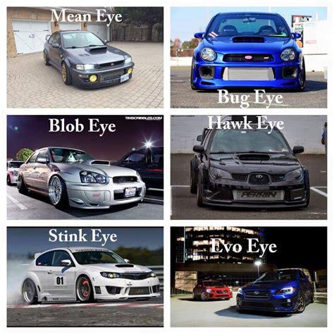 subaru mean eye what u prefer