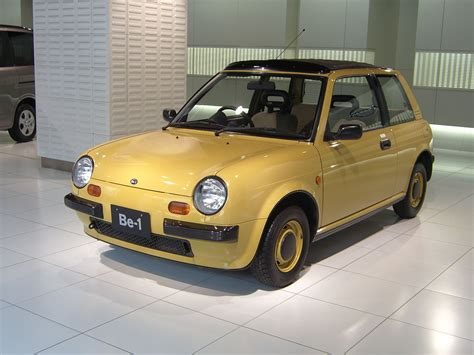 Nissan Be 1 Wikip 233 Dia