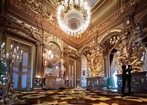 Luxury, Palace, 3d