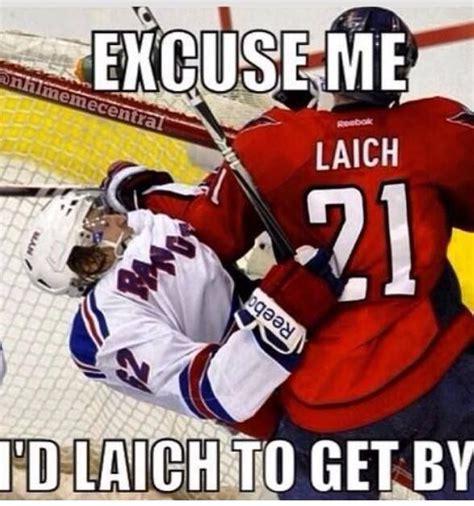 Funny Nhl Memes - i d laich to get by hockey funnies pinterest hockey washington capitals and ice hockey
