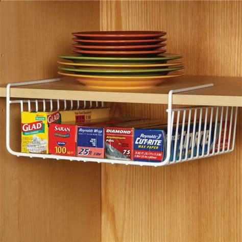 Small Kitchen Pantry Organization Ideas - kitchen wrap holder plastic wrap storage walter drake