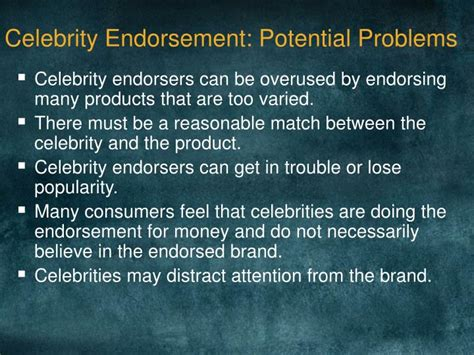 Potential Problems by Ppt Leveraging Secondary Brand Associations To Build