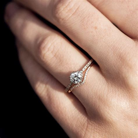the most popular engagement rings this in common who what wear