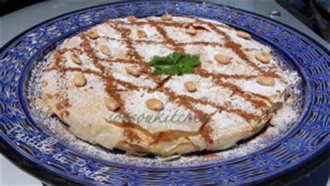 cuisine marocaine pastilla au poulet recettes ramadan 2017