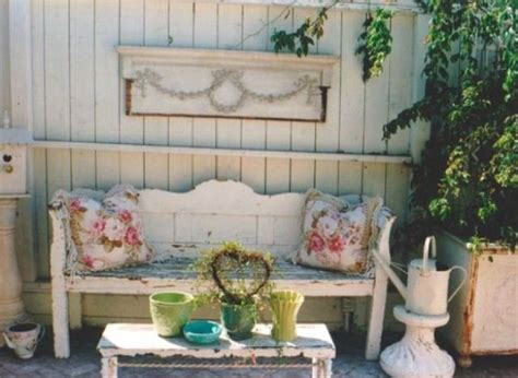 shabby chic terrace 27 shabby chic terrace and patio d 233 cor ideas decor10 blog