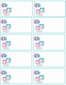 12 awesome printable address labels kitty baby love With address label designs free