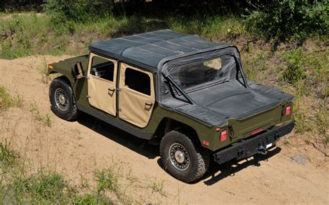 humvee view diy h1 am general announces new 59 995 civilian humvee c