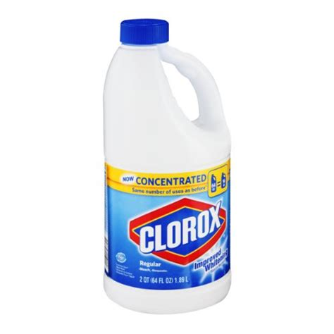 how to use clorox to drain a clogged tub