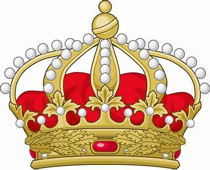 Crown Clipart Royal King Transparent Svg Crowns